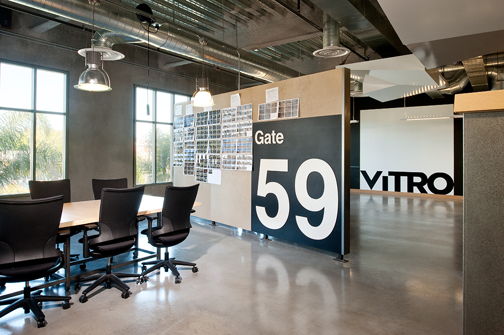Architects hgw hanna gabriel wells vitro agency offices for Office design agency